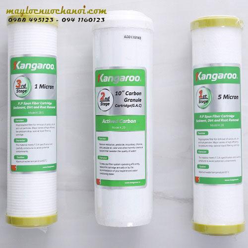 Bộ 3 lõi kangaroo chính hãng - Hoàng Lâm 0988495123