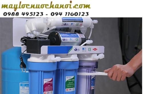 6 lỗi hay gặp của máy lọc nước RO và cách khắc phục hiệu quả