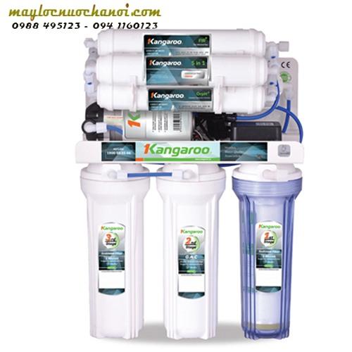 Máy lọc kangaroo KG110HP - Hoàng Lâm chuyên lọc nước - https://maylocnuochanoi.com