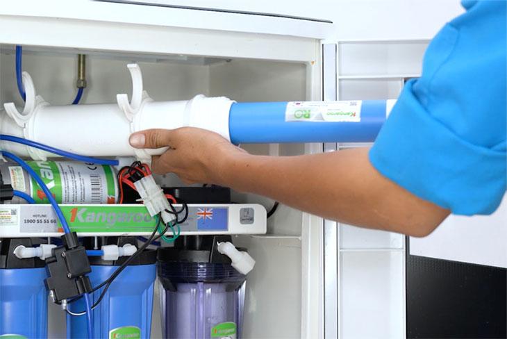 Sửa chữa máy lọc nước tại Hà Nội - ✔️Hoàng Lâm™
