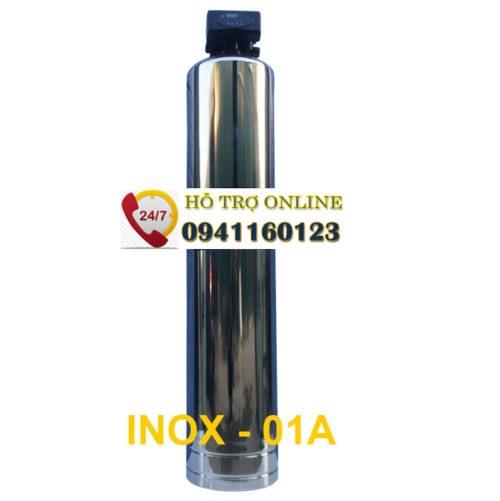Cột lọc tổng sinh hoạt INOX 304 - HL1054 -1