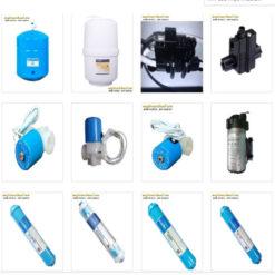 Linh kiện máy lọc nước