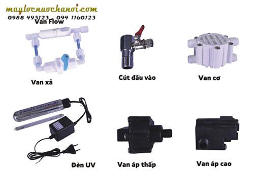 Linh phụ kiện máy lọc nước hà nội - Hoàng Lâm