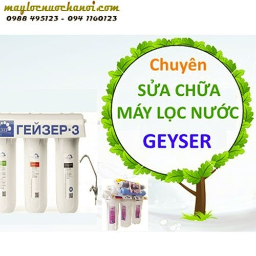 Sửa máy lọc Geyser - Hoàng Lâm - https://maylocnuochanoi.com