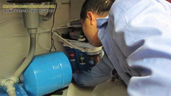 sửa máy bơm máy lọc nước