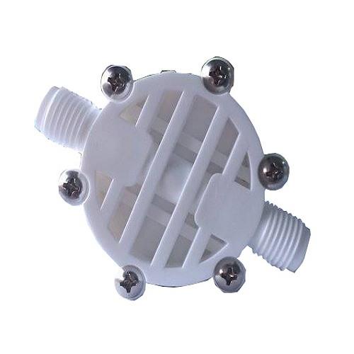 Van cơ 4 cửa máy RO, chức năng cấp nước cho màng ro và mử đóng nước tinh khiết