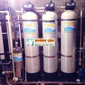 Hệ thống màng siêu lọc Ultrafiltration 1500UF