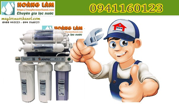 Sửa máy lọc nước Jenpec tại nhà