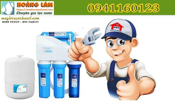 Hướng dẫn sửa máy lọc nước Karofi ra ít nước