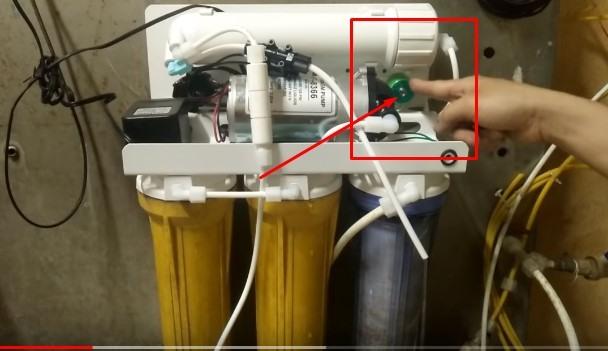 Lỗi thường gặp của máy lọc nước RO- Kiểm tra van điện từ
