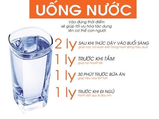 vì sao cần phải uống nước đã lọc qua máy lọc nước RO