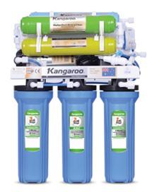 Máy lọc nước Kangaroo KGHIMLAM 8 lõi không vỏ