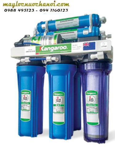 Máy lọc nước Kangaroo OMEGA+ KG02G4KV